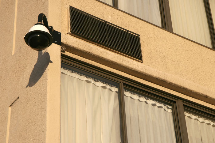Corner Security Camera - Credit Goes to Wikipedia